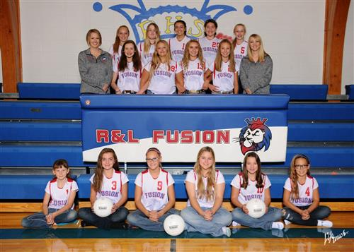 JH Volleyball 2018
