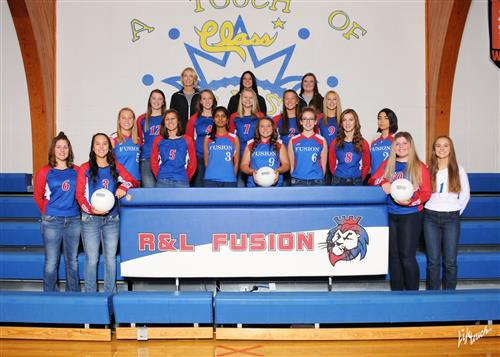HS Volleyball 2018